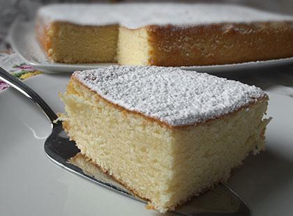 Κέικ με γάλα
