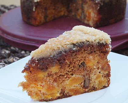 Κέικ βερύκοκο