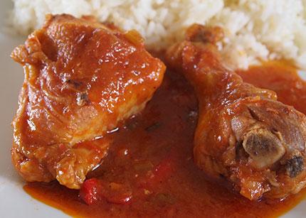 Κοτόπουλο κατσατόρα
