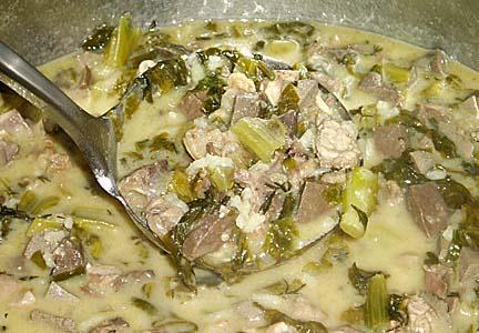Συνταγή: Μαγειρίτσα