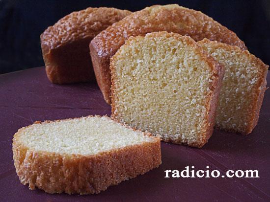 Πανεύκολο κέικ