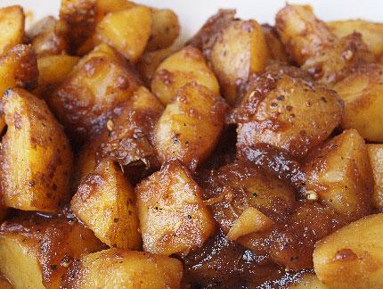 Πατάτες γλυκόξινες
