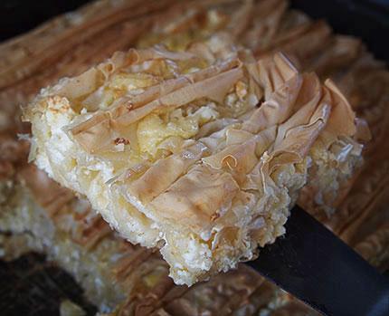 Πατσαβουρόπιτα αλμυρή