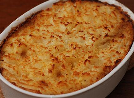 Πίτα του βοσκού (shepherd's pie)ι