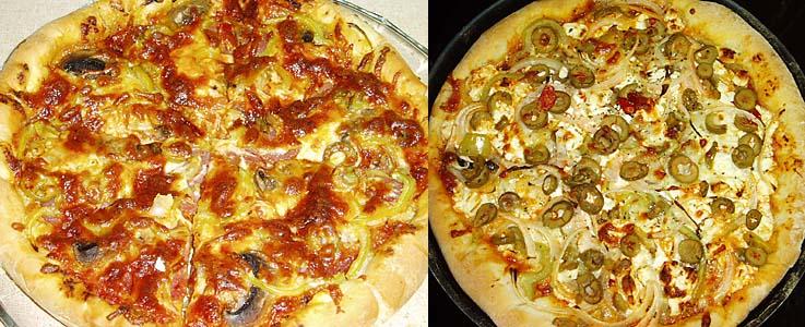 Συνταγή: Πίτσα