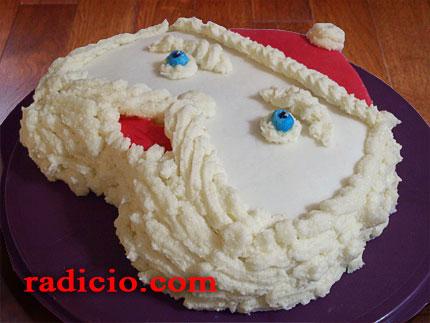 Κέικ - τούρτα Αη Βασίλης