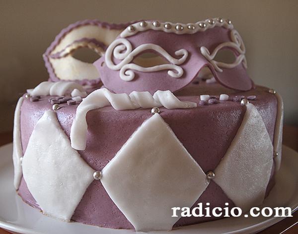 τούρτα καρναβάλι